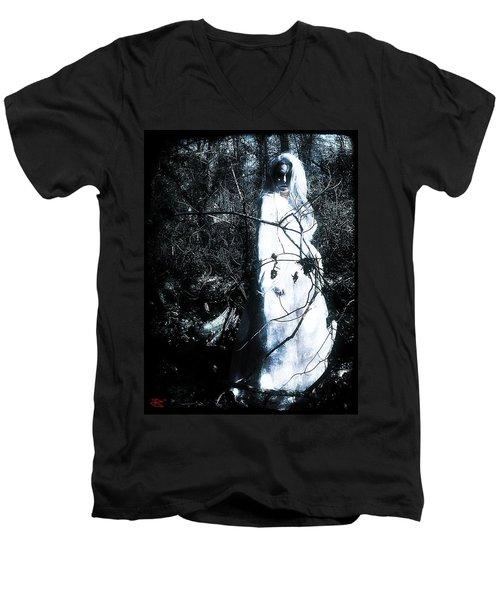Monique 3 Men's V-Neck T-Shirt