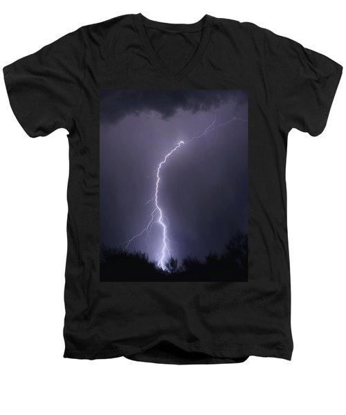 Monsoons 2018 Men's V-Neck T-Shirt