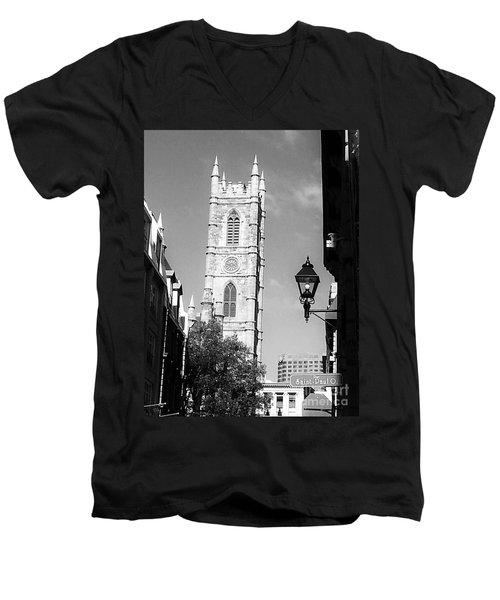 Rue Saint Paul O. Men's V-Neck T-Shirt