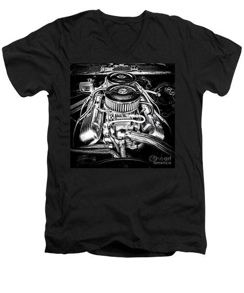 More Power Men's V-Neck T-Shirt