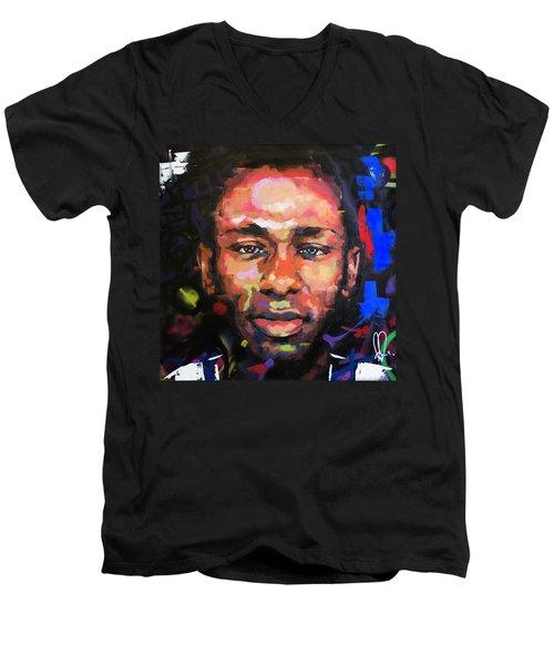 Mos Def Men's V-Neck T-Shirt