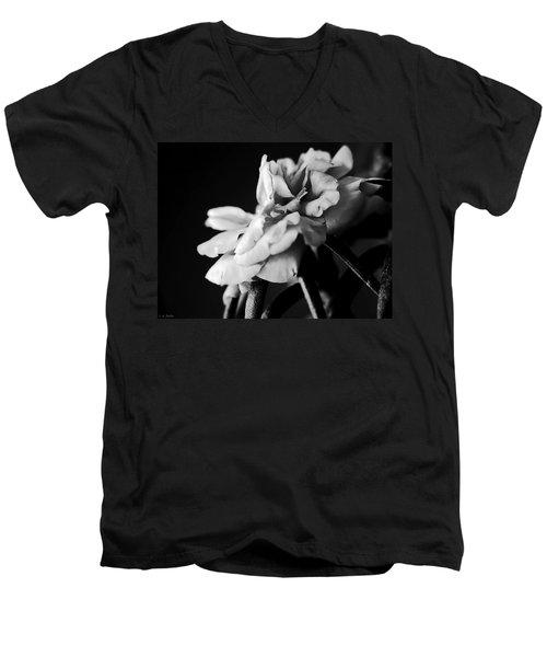 Moss Rose I Men's V-Neck T-Shirt