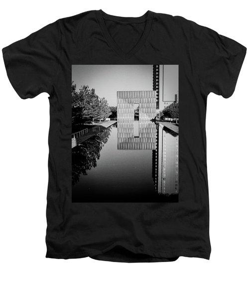 Murrah II Men's V-Neck T-Shirt