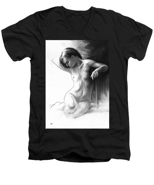 Musing And Contemplations Men's V-Neck T-Shirt