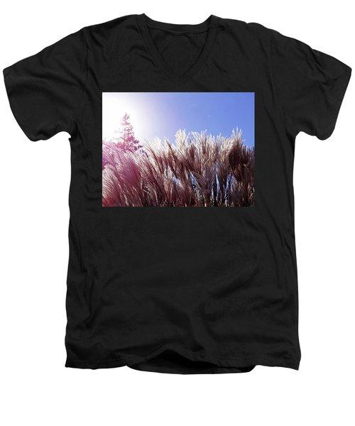 My Fair Maiden Men's V-Neck T-Shirt