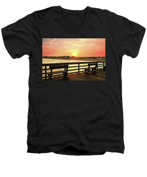 My Favorite Place Men's V-Neck T-Shirt