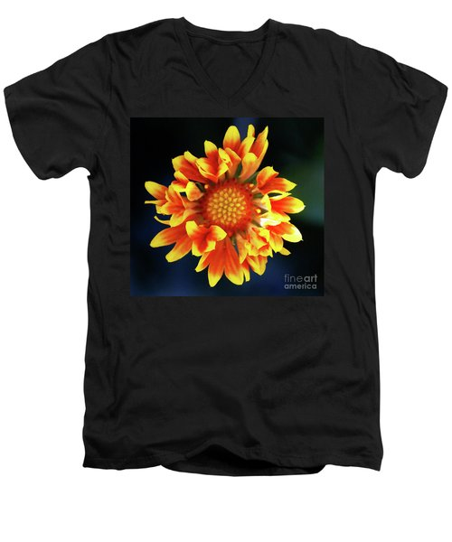 My Sunrise And You Men's V-Neck T-Shirt