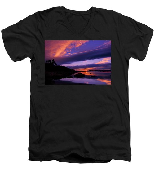 My Tahoe Men's V-Neck T-Shirt