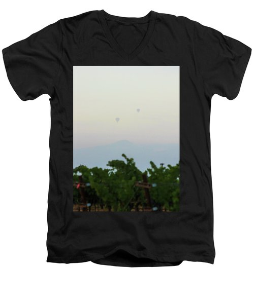 Napa Rides Men's V-Neck T-Shirt