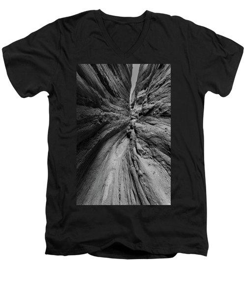 Narrow Lines Men's V-Neck T-Shirt
