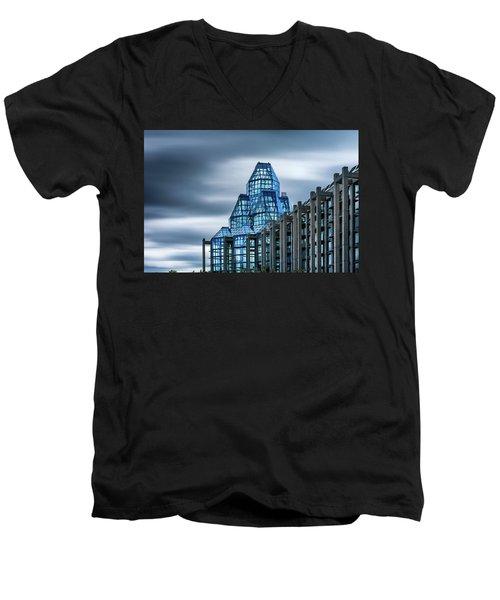National Gallery Of Canada Men's V-Neck T-Shirt