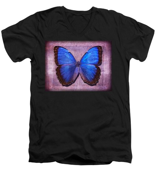 Nature's Angels II Men's V-Neck T-Shirt