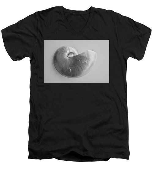Nautilus Men's V-Neck T-Shirt