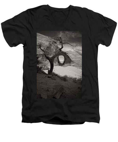 Nearer To Thee Men's V-Neck T-Shirt