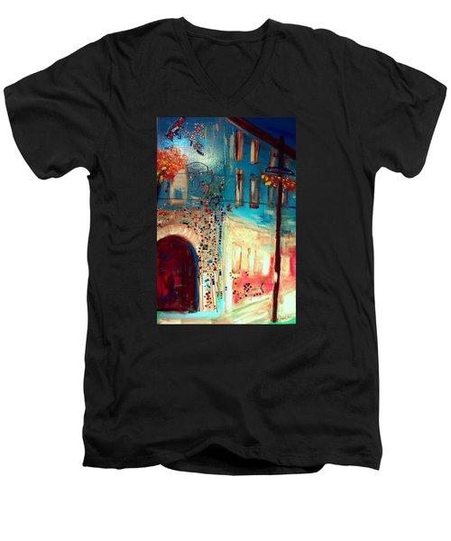 Neighborhood 2 Men's V-Neck T-Shirt