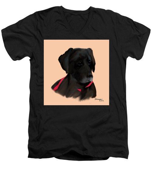 Nellie Men's V-Neck T-Shirt