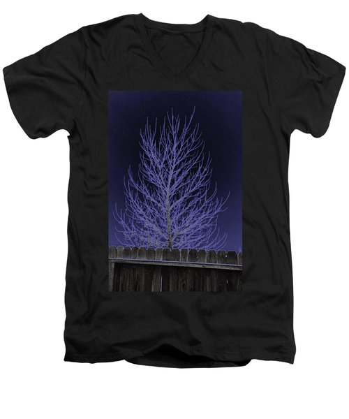 Neon Tree Men's V-Neck T-Shirt