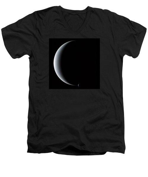 Neptune And Triton Men's V-Neck T-Shirt