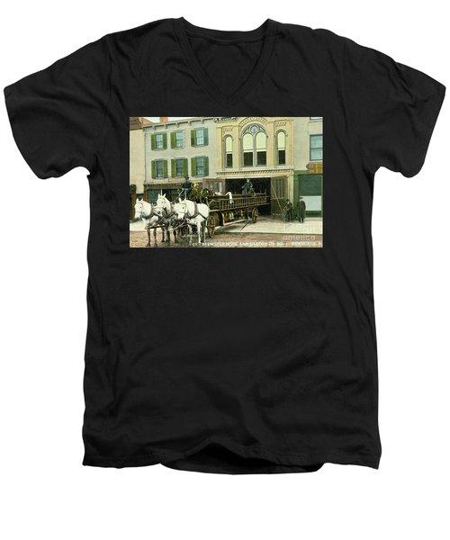 Newburgh Broadway - 07 Men's V-Neck T-Shirt