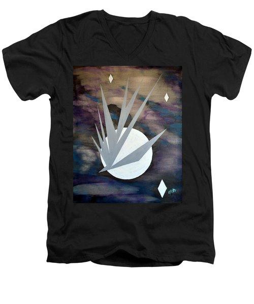 Nighthawke 2 Men's V-Neck T-Shirt
