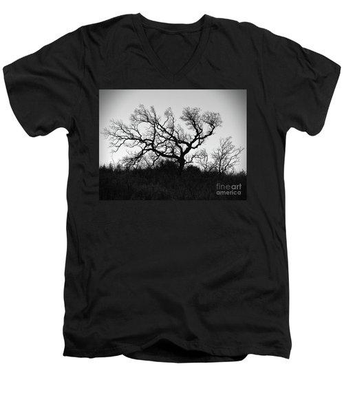 Nightmare Tree Men's V-Neck T-Shirt