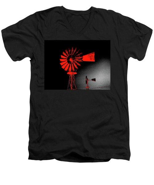 Nightwatch Men's V-Neck T-Shirt