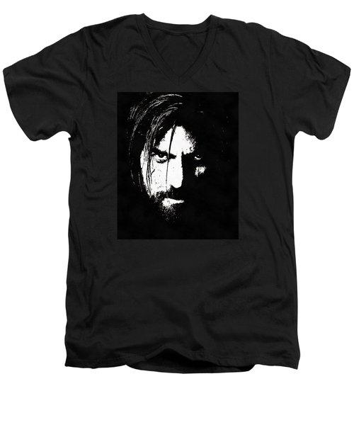 Nikolaj Coster-waldau  Men's V-Neck T-Shirt