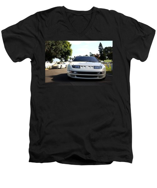 Nissan 300zx Men's V-Neck T-Shirt