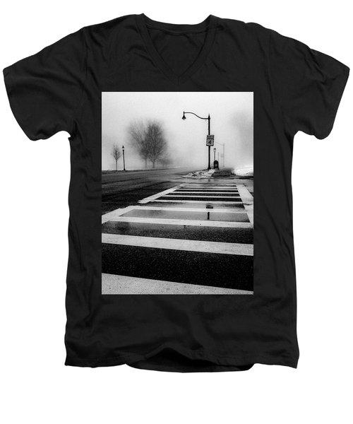 North 4 Men's V-Neck T-Shirt