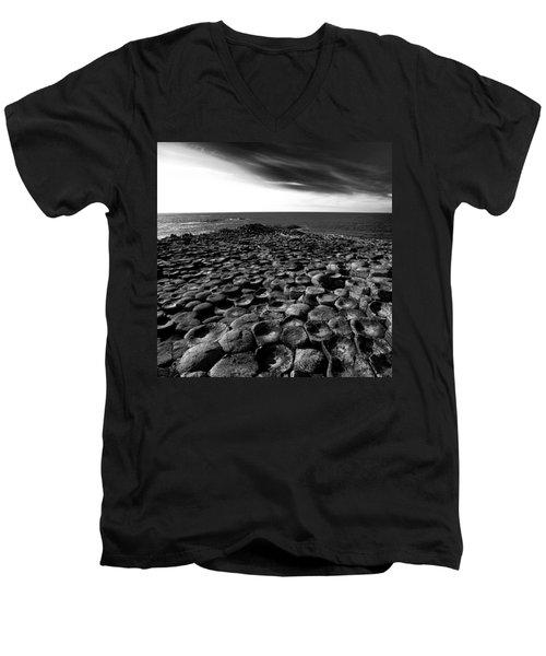Northern Ireland 54 Men's V-Neck T-Shirt