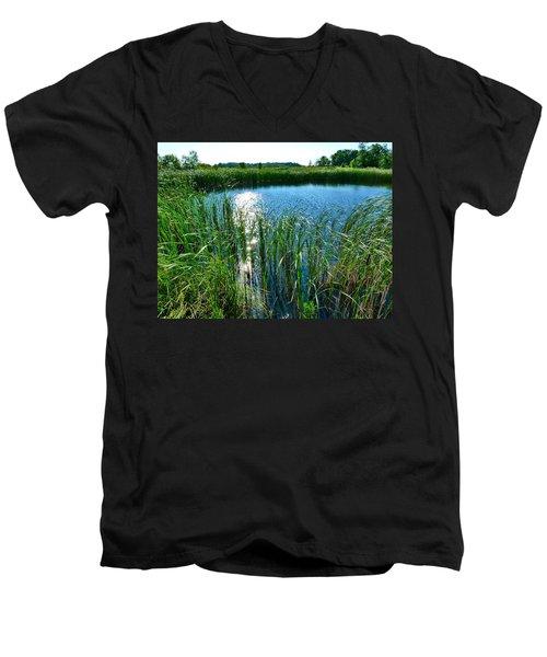 Northern Ontario 2 Men's V-Neck T-Shirt