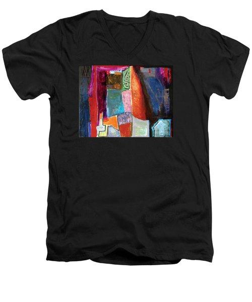 La Nuit Men's V-Neck T-Shirt