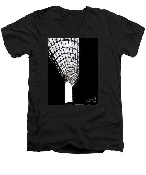 O Israel Hope Now Hope Always Men's V-Neck T-Shirt