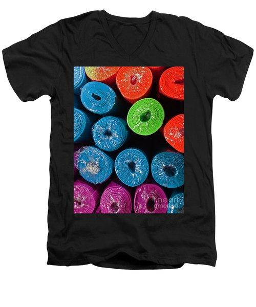 O Men's V-Neck T-Shirt