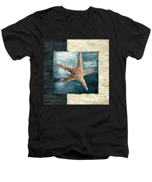 Ocean Gem Men's V-Neck T-Shirt
