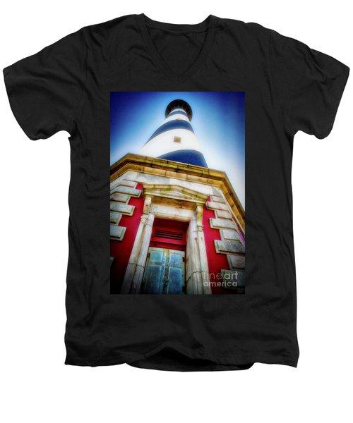Outer Banks Men's V-Neck T-Shirt