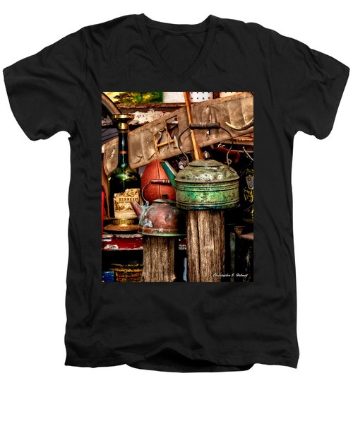 Odds And Ends Men's V-Neck T-Shirt