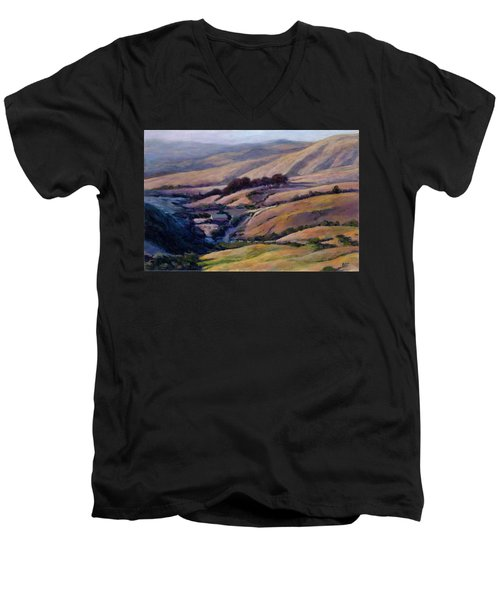Off Jalama Road Men's V-Neck T-Shirt