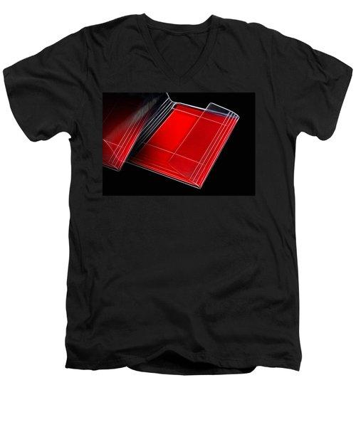Office Men's V-Neck T-Shirt