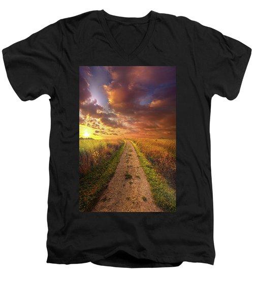 Oh Brother Where Art Thou Men's V-Neck T-Shirt