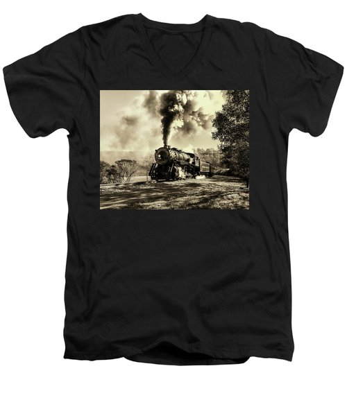 Old #734 Men's V-Neck T-Shirt