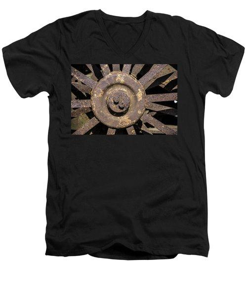 Old Age Men's V-Neck T-Shirt