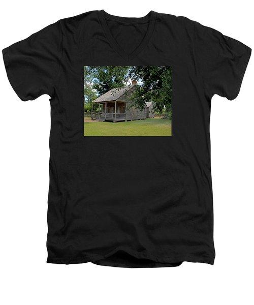 Old Cajun Home Men's V-Neck T-Shirt