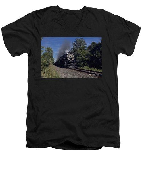 Old Steamer 765 Men's V-Neck T-Shirt
