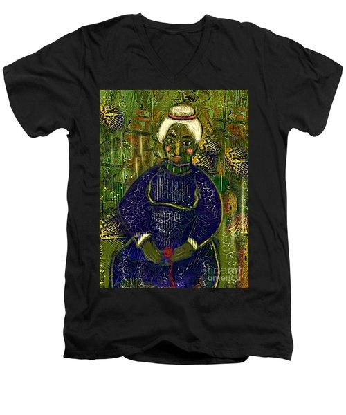Old Storyteller Men's V-Neck T-Shirt
