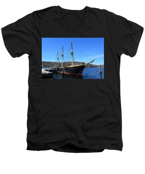 On Display Men's V-Neck T-Shirt