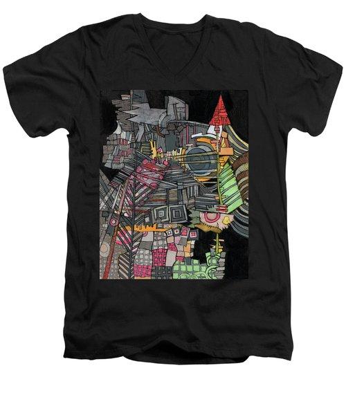 Once Upon A Time Men's V-Neck T-Shirt