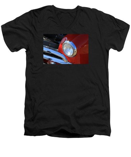 One Headlight Men's V-Neck T-Shirt