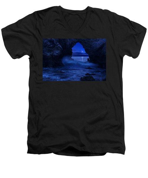 Only Dreams Men's V-Neck T-Shirt