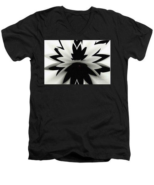 Open Minded Men's V-Neck T-Shirt
